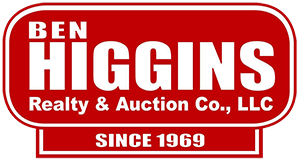 Ben Higgins Realty & Auction Co., LLC